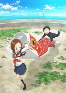 Takagi-san: Experta en bromas pesadas