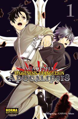 ACADEMIA NEOGÉNESIS EVANGELION: APOCALIPSIS 01