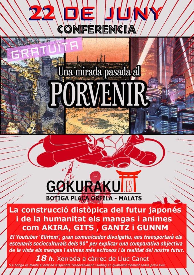 gokuraku shop conferencia