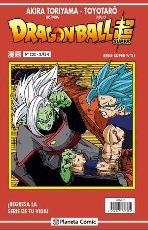 Dragon Ball Super (Serie Super) #21