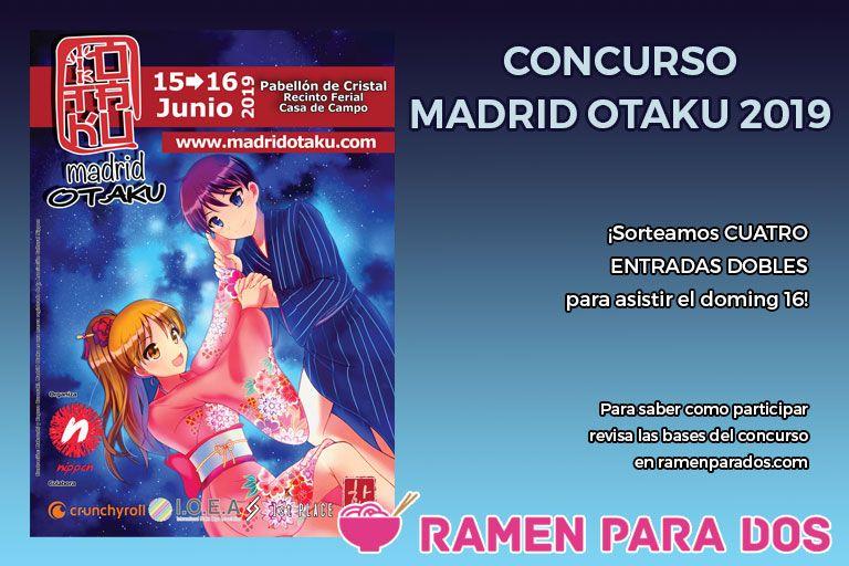 Concurso Madrid Otaku 19