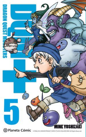 Dragon Quest Monsters #5