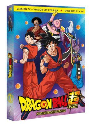 Dragon Ball Super Box 7 DVD