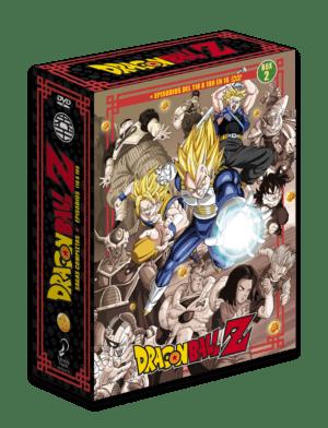 Dragon Ball Z Sagas Completas Box 2 DVD
