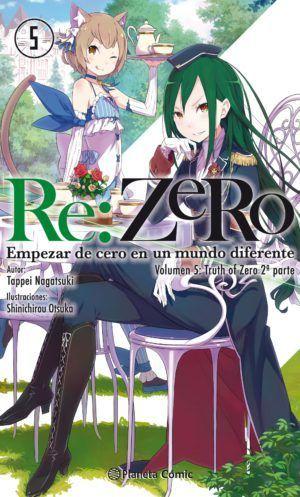 Re:Zero (novela) #5