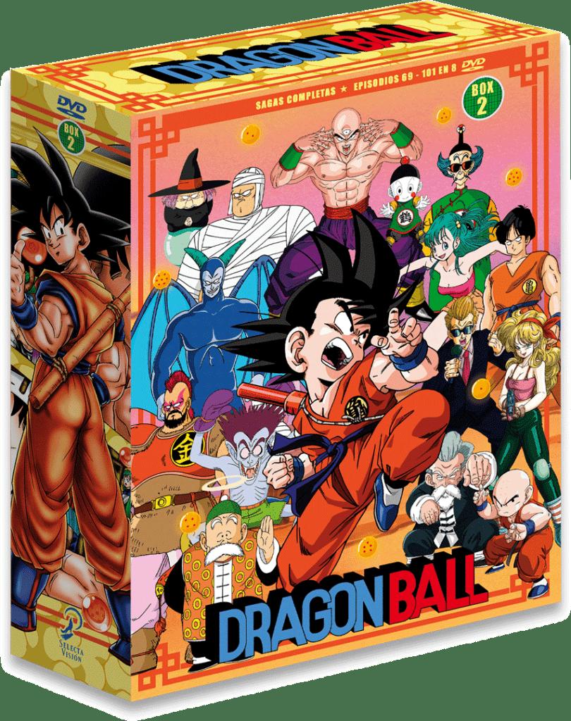 dragon ball sagas 2