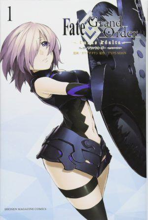Fate/Grand Order: turas réalta #1