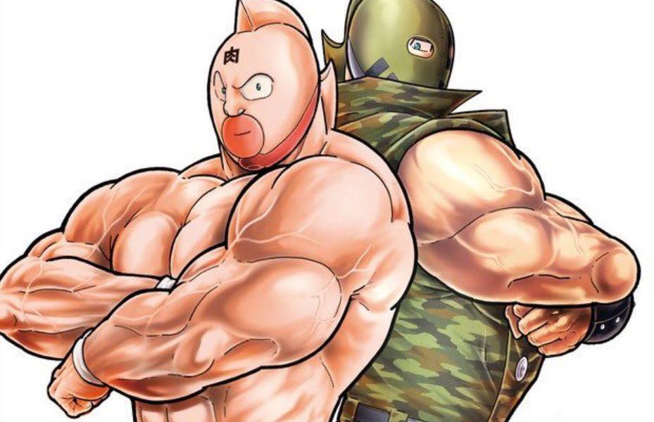 Le manga Kinnikuman revient au Shônen Jump 3