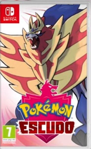 pokemon escudo cover