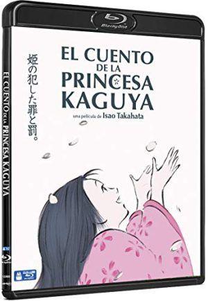 El cuento de la Princesa Kaguya – Edición 2019 BD