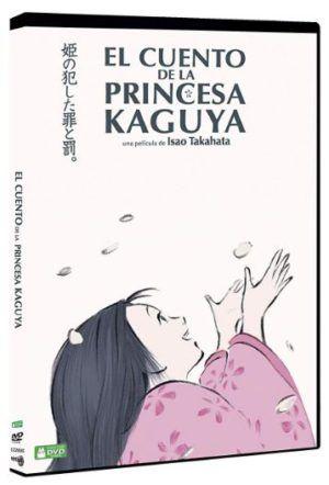El cuento de la Princesa Kaguya – Edición 2019 DVD