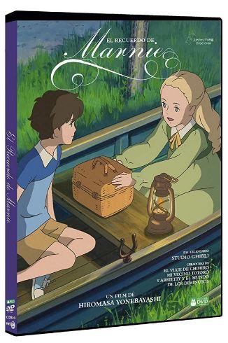 recuerdo marnie dvd