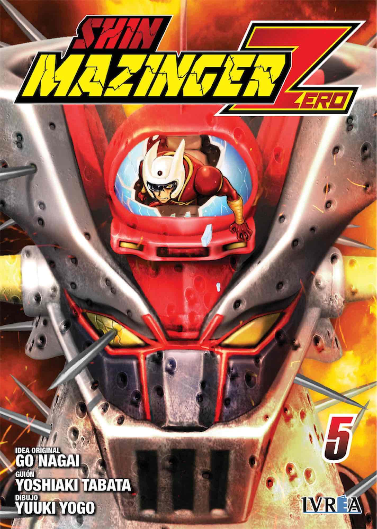 shin mazinger zero 5