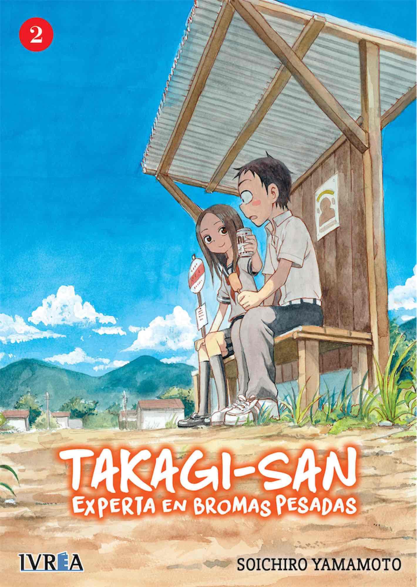 takagi-san 2
