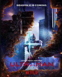Ultraman – Temporada 2