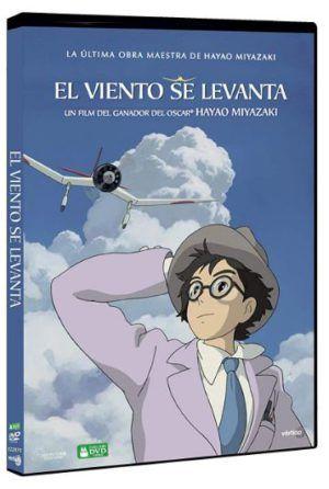 El viento se levanta – Edición 2019 DVD