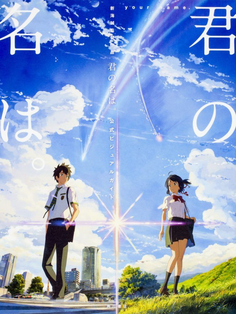 your name guia visual