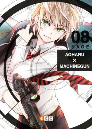 Aoharu x Machinegun #8