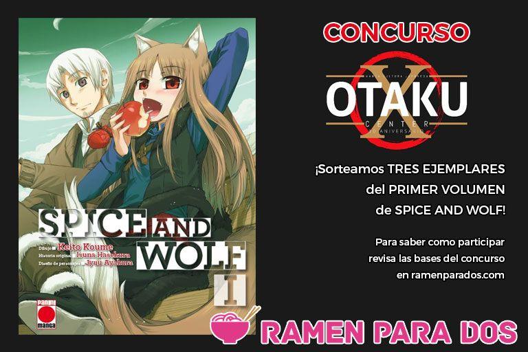Concurso Spice And Wolf