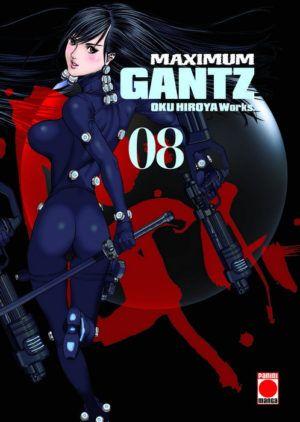 Gantz Maximum #8