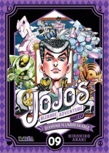 Jojo's Bizarre Adventure part IV Diamond is Unbreakable #9