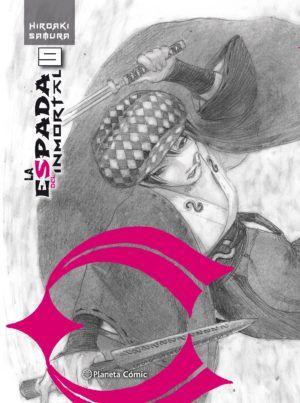 La Espada del Inmortal (Kanzenban) #9