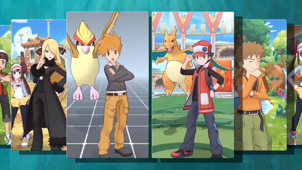 Pokémon Masters llegará a Android e iOS este verano
