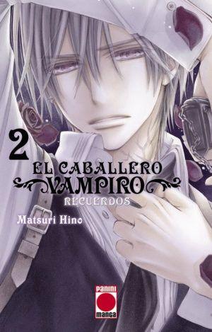 El Caballero Vampiro: Recuerdos #2