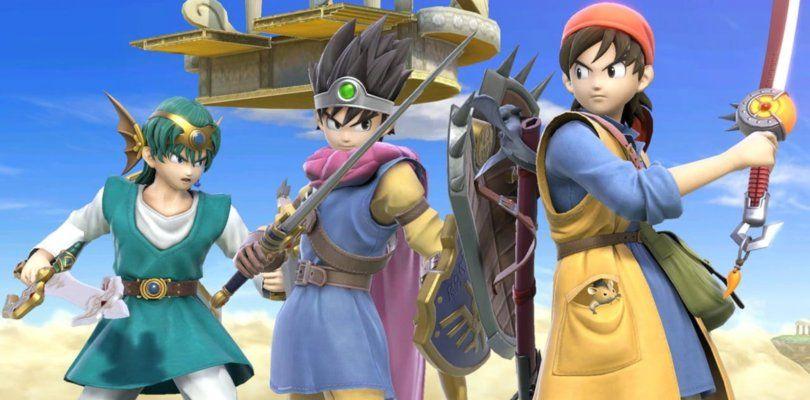 Héroes Dragon Quest