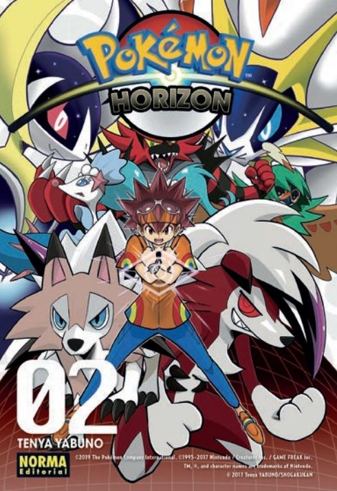 pokemon horizon 2