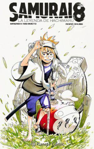 Samurai 8, la leyenda de Hachimaru #1