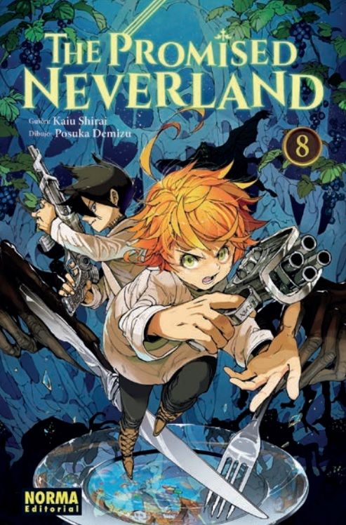 the promised neverland 8