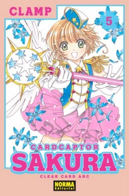 CC sakura Clear Card 5
