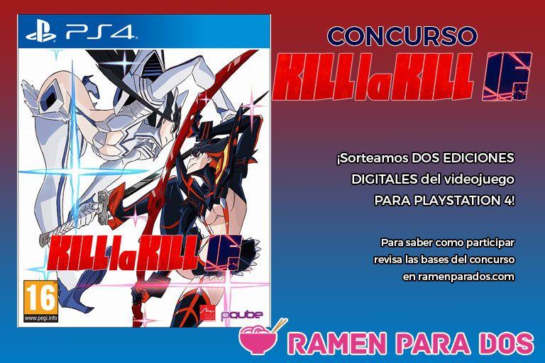 Concurso KILL la KILL IF