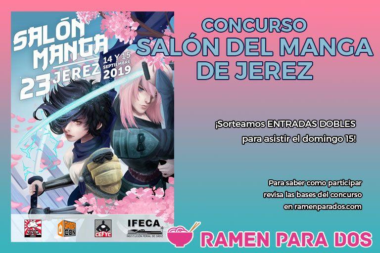 Concurso Salon Manga Jerez