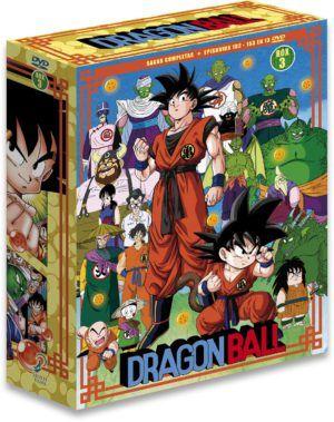 Dragon Ball Sagas Completas Box 3 DVD