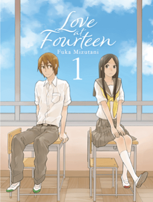 Love at Fourteen #1