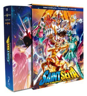 Saint Seiya – Serie clásica completa DVD