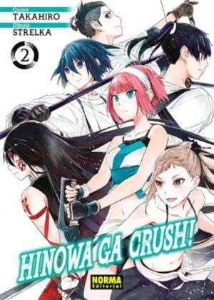 Hinowa ga Crush! #2