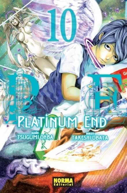 platinum end 10