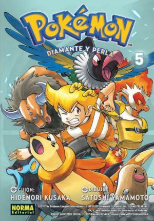 Pokémon Adventures #21
