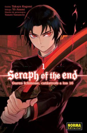 Seraph of the End: Guren Ichinose, catástrofe a los dieciséis #1