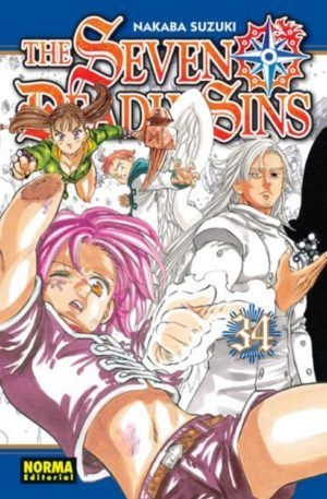 The Seven Deadly Sins #34