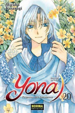 Yona, princesa del amanecer #20