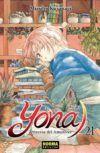 Yona, princesa del amanecer #21