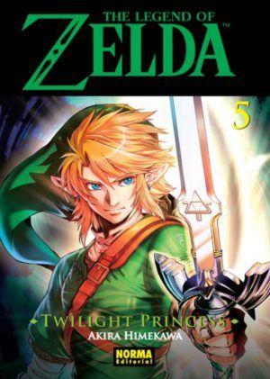 The Legend of Zelda Twilinght Princess #5