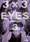 3×3 Eyes #3