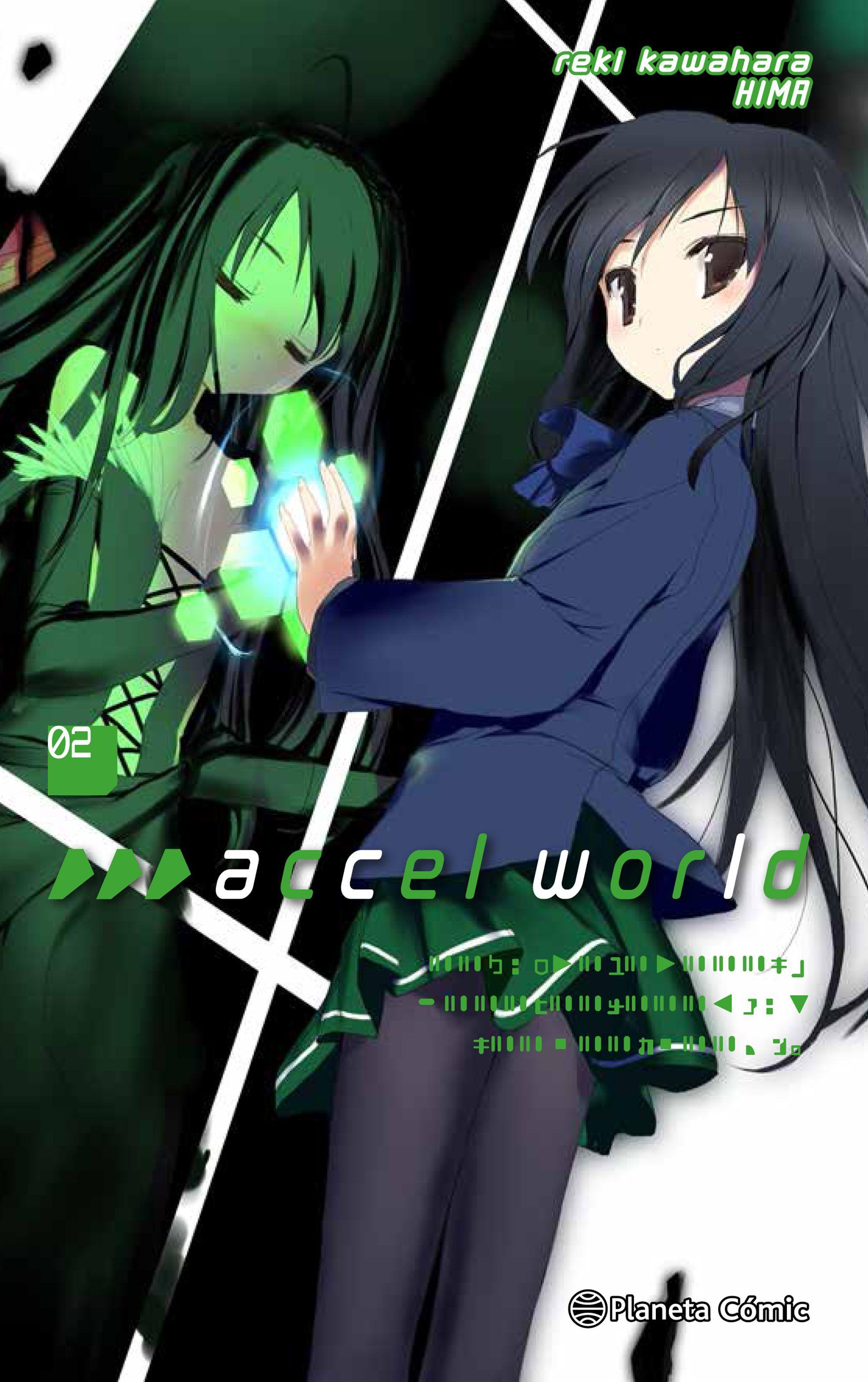 Accel World n 02 novel