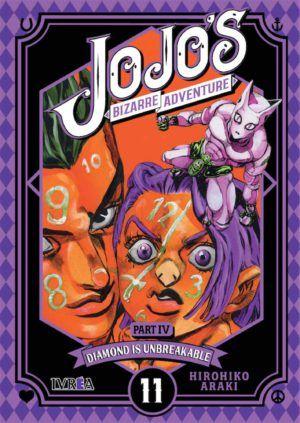 Jojo's Bizarre Adventure part IV Diamond is Unbreakable #11