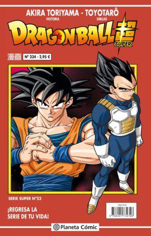 Dragon Ball Super (Serie Super) #234